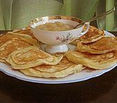 Fluffige Pancakes (Bild)