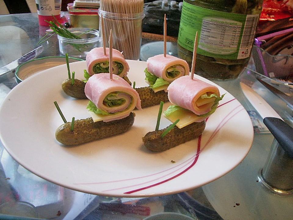 gurken schnecke rezept mit bild von moosmutzel
