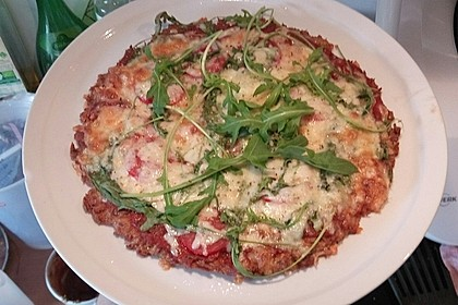 Low Carb Pizza 61