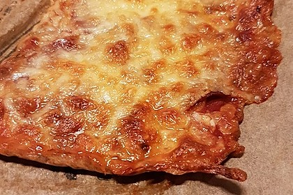 Low Carb Pizza 112