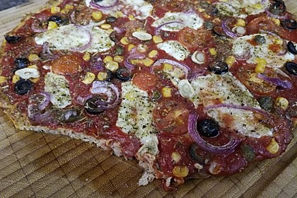 Low Carb Pizza 60