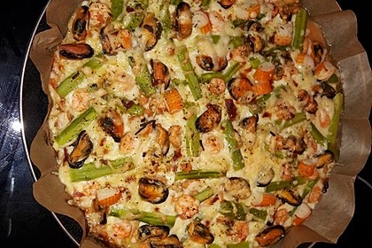 Low Carb Pizza 30