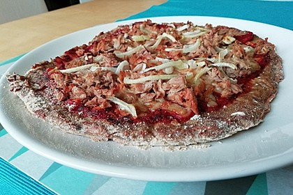 Low Carb Pizza 26