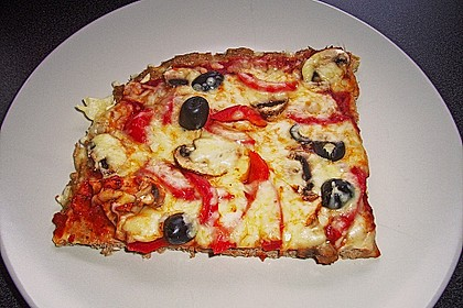 Low Carb Pizza 23