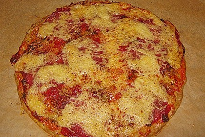 Low Carb Pizza 42