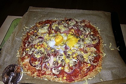 Low Carb Pizza 86