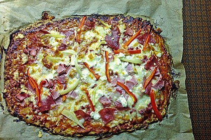 Low Carb Pizza 64