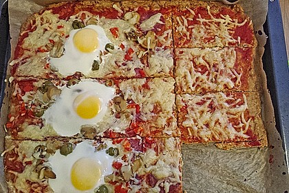 Low Carb Pizza 65