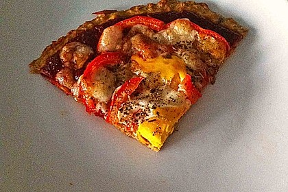 Low Carb Pizza 16