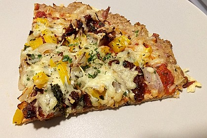 Low Carb Pizza 8