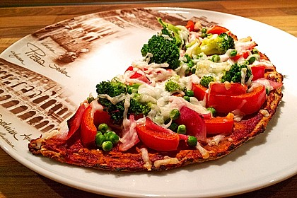 Low Carb Pizza 44