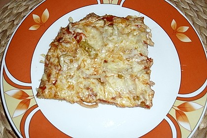 Low Carb Pizza 50
