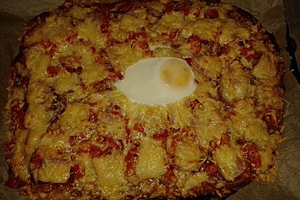 Low Carb Pizza 120