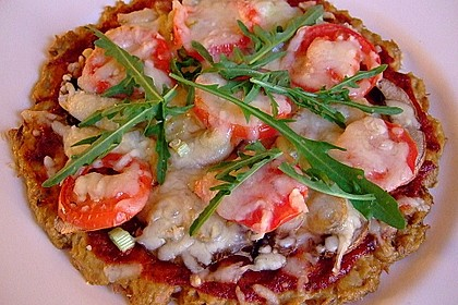Low Carb Pizza 5