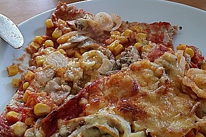 Low Carb Pizza 39