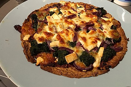 Low Carb Pizza 10