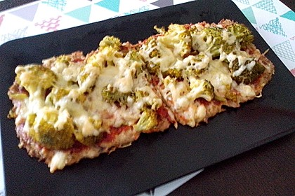 Low Carb Pizza 81