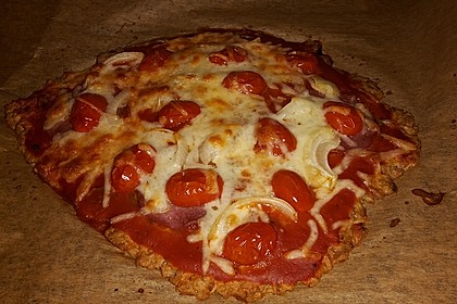 Low Carb Pizza 100