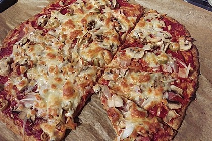 Low Carb Pizza 68