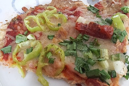 Low Carb Pizza 84