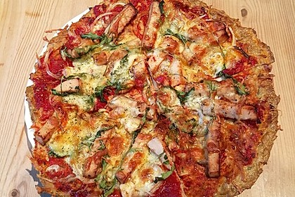 Low Carb Pizza 40