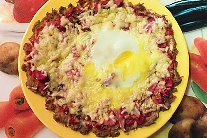 Low Carb Pizza 106