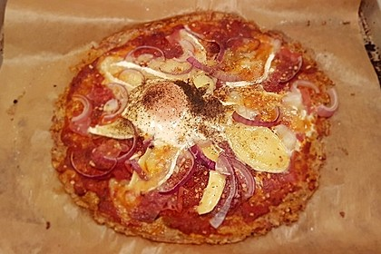 Low Carb Pizza 72