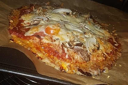 Low Carb Pizza 99