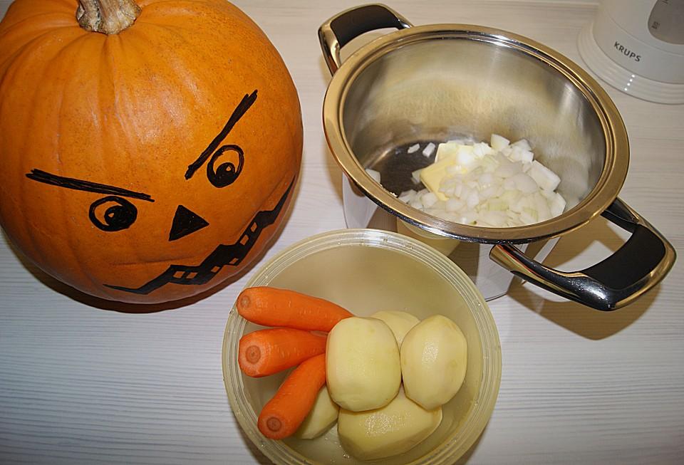 kürbissuppe (rezept mit bild) von kristina15 | chefkoch.de - Chefkoch De Kürbissuppe