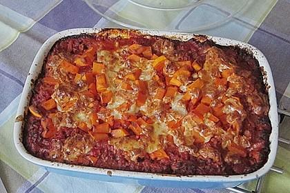Feine Kürbis-Lasagne 7