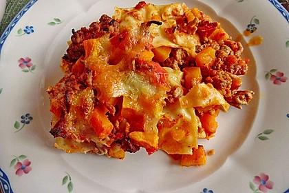 Feine Kürbis-Lasagne 1