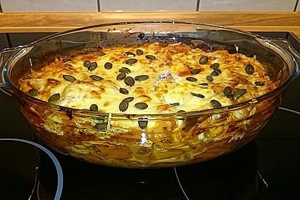 Feine Kürbis-Lasagne 0