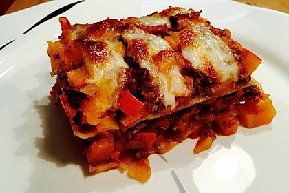 Feine Kürbis-Lasagne 2