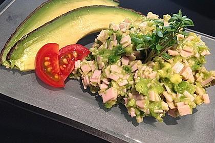 Avocado-Jagdwurst Aufstrich 1