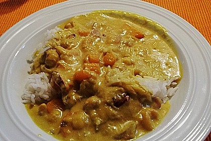 Cashew-Möhren-Kokos Curry 4
