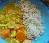 Cashew-Möhren-Kokos Curry (Bild)