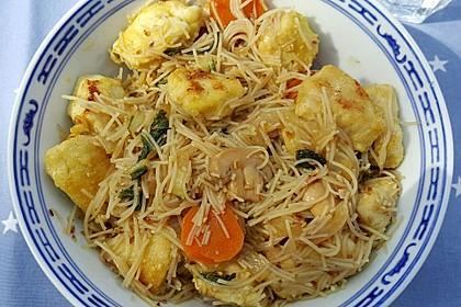 Schnelles Pak Choi-Karotten-Gemüse 28