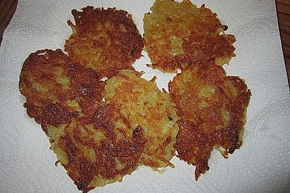 Reibekuchen, Kartoffelpuffer 5