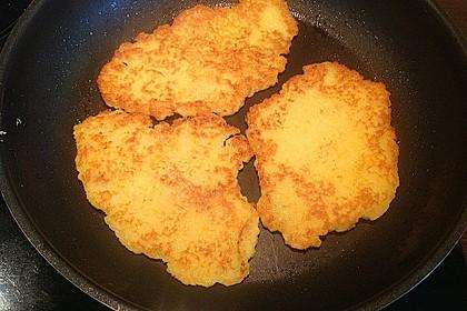 Reibekuchen, Kartoffelpuffer 3