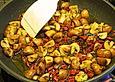 Gebratene Pilze mit Balsamico