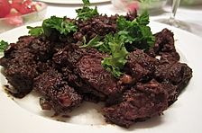 Toskanisches Fleischragout
