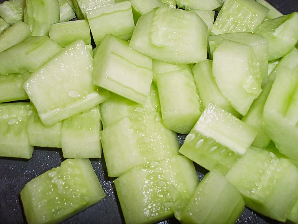 Gurken rezepte zum einfrieren