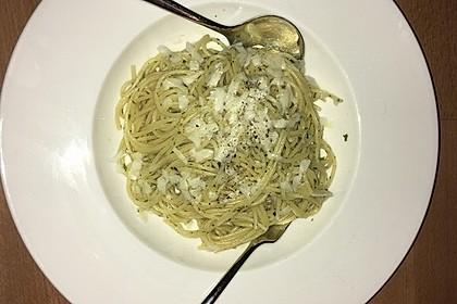 Spaghetti aglio e olio 2