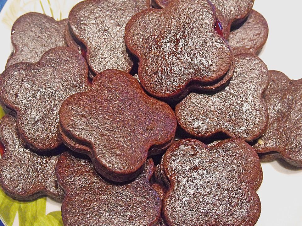 Rezept fur schokoladen platzchen zum ausstechen