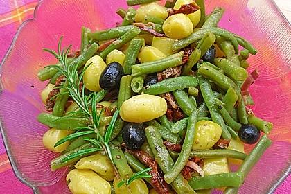 Mediterraner Bohnen-Kartoffel-Salat de Luxe 2