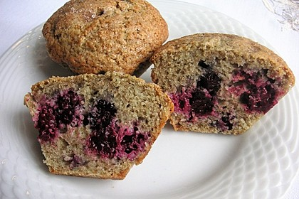 Perfect Blueberry Muffins (Bild)