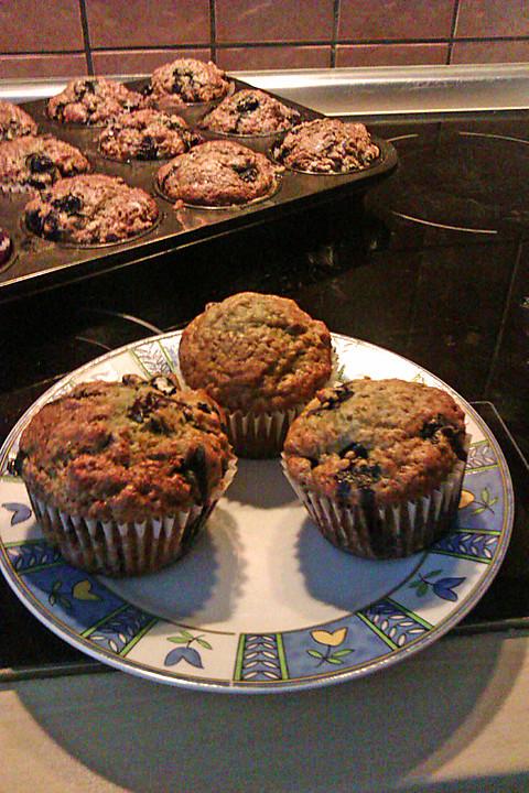 Perfect Blueberry Muffins (Rezept mit Bild) von Killitandgrillit ...