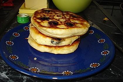 Blaubeer-Pancakes 7