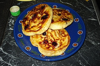Blaubeer-Pancakes 6