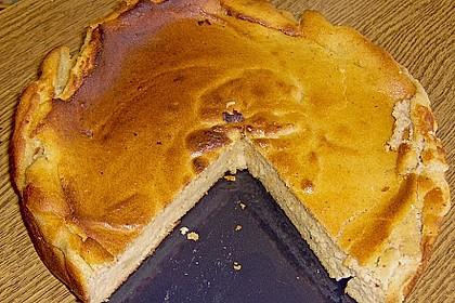 Quark-Erdnuss Reiskuchen II